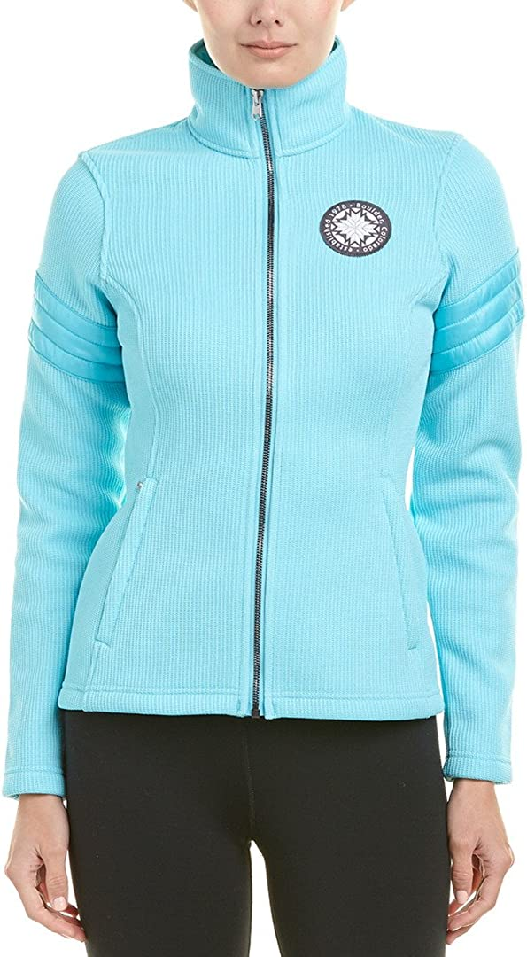 Spyder Women's Divine Mid Weight Stryke Fleece Jacket