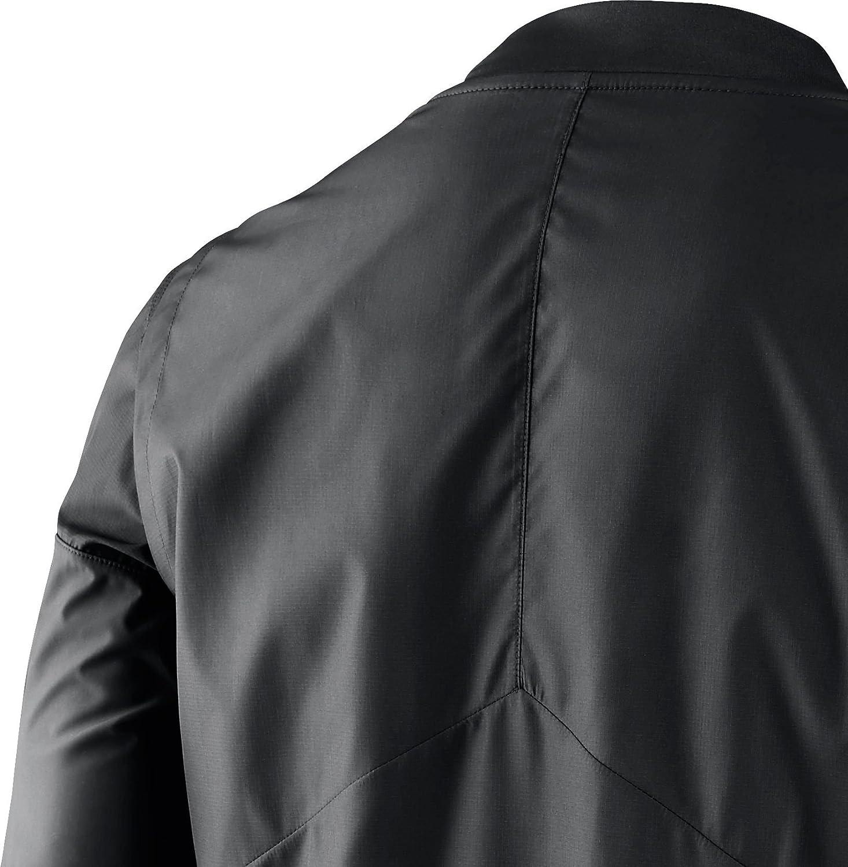 Amazon.com  Nike Oklahoma State Cowboys Sideline Lockdown Half-Zip Jacket  (Small) Black  Clothing 713c0dcb0