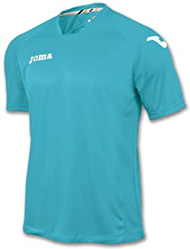 Joma Fit One, Camiseta Unisex Adulto, Unisex Adulto, 1199.98.011, Azul