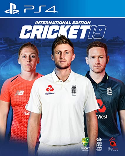 Cricket 19 International Edition (PS4): Playstation 4