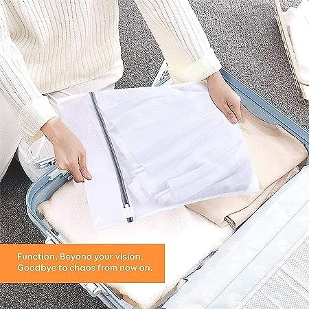 Bolsa de lavander/ía para Lavadora y Secadora JuguHoovi