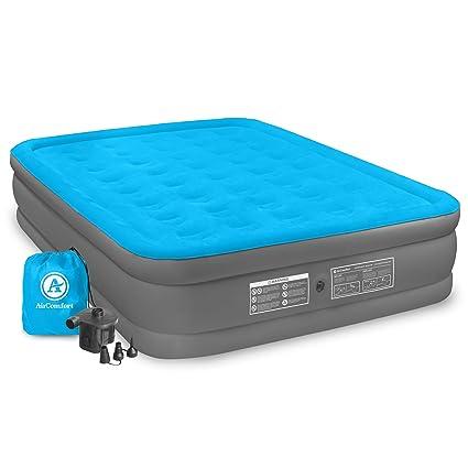 Amazon Com Air Comfort Camp Mate Queen Size Raised Air Mattress