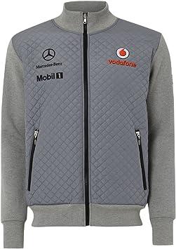 Vodafone McLaren Sudadera Team Gris XL: Amazon.es: Ropa y accesorios