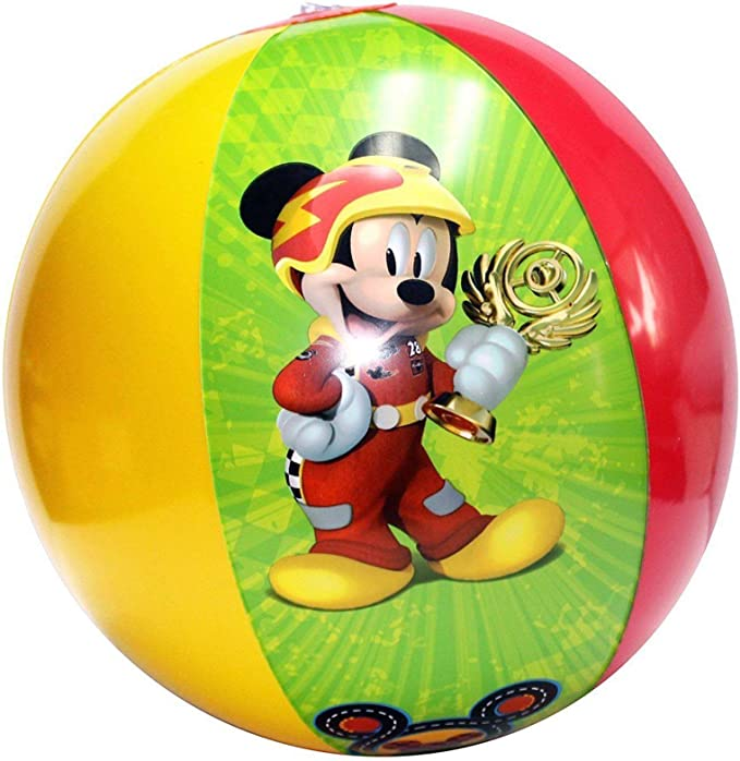 Amazon.com: Disney Kids pelota hinchable de playa – Summer ...