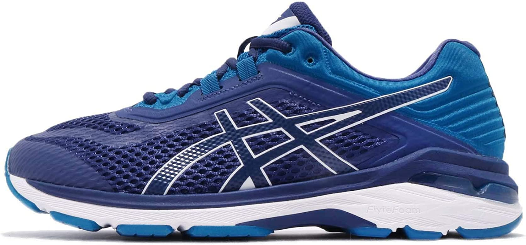 Asics GT-2000 6 Zapatillas para Correr (2E Width) - AW18-46: Amazon.es: Zapatos y complementos