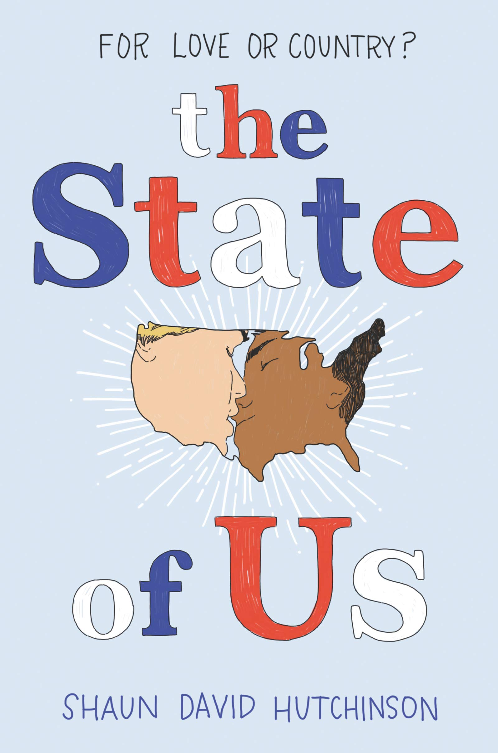 Amazon.com: The State of Us (9780062950314): Hutchinson, Shaun David: Books