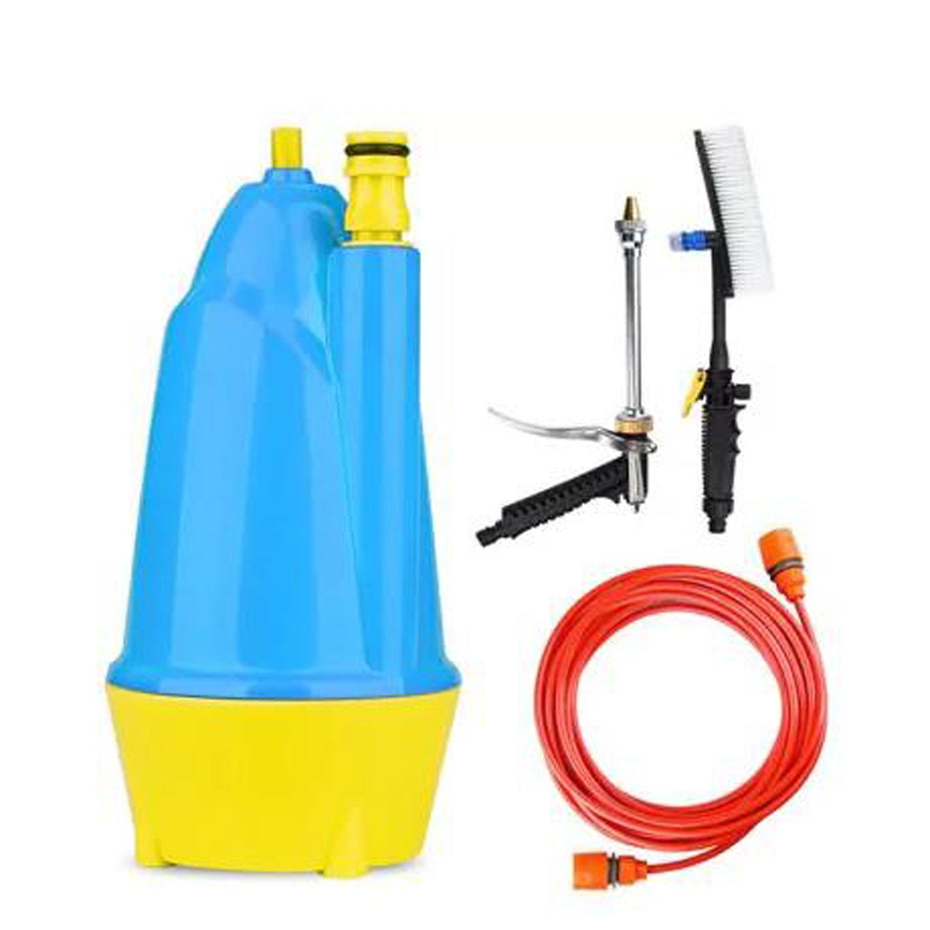 60W ABS Car Wash Pump - BLUE