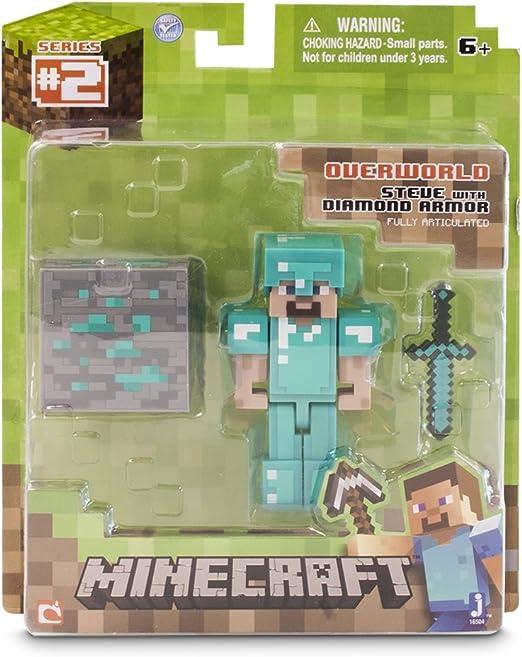 Minecraft - Blíster Figuras (Surtidos) (Giochi Preziosi 16560): Amazon.es: Juguetes y juegos