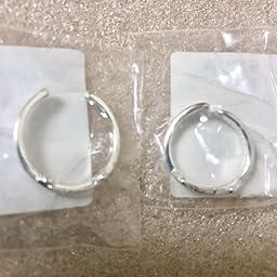 Amazon Co Jp Doitsa リング 指輪 フリー サイズ 調節可能 猫の耳 誕生日 記念日 結婚式 婚約 手飾り プレゼント ファッション シンプル レディース カップルリング ホーム キッチン