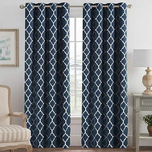 H.VERSAILTEX Blackout Curtains