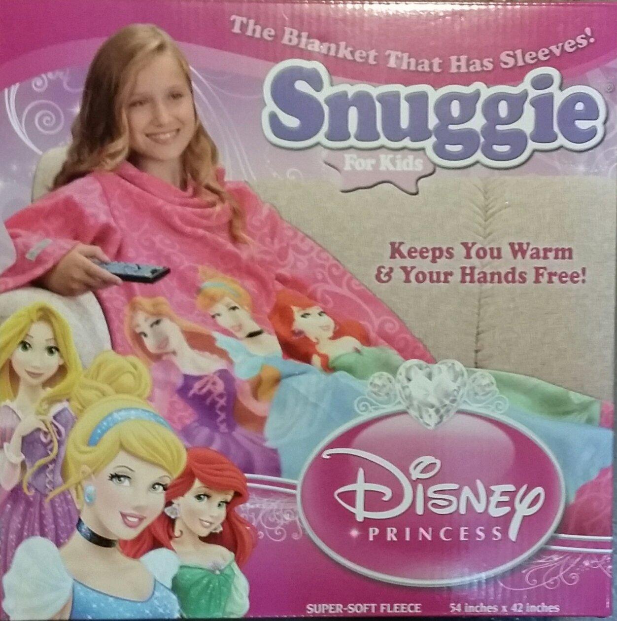 Amazon.com: Disney Princess Snuggie Kids 2014: Home & Kitchen