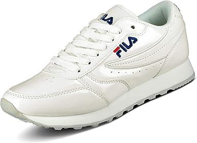 Fila Orbit Low Womens Sneakers White