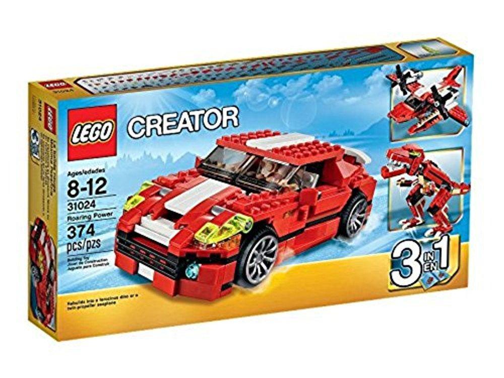 LEGO Creator 31024: Roaring Power