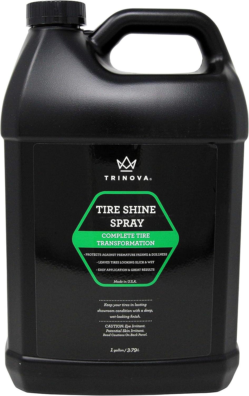 TriNova Tire Shine