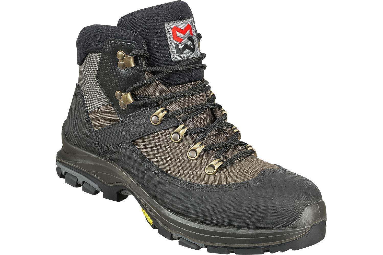MODYF Chaussures de sécurité sécurité de Montantes S3 SRC Crater Würth Brunes 45 EU fe5827