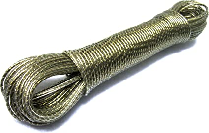 Resistentes de alambre revestido de PVC para Tender la Ropa ...