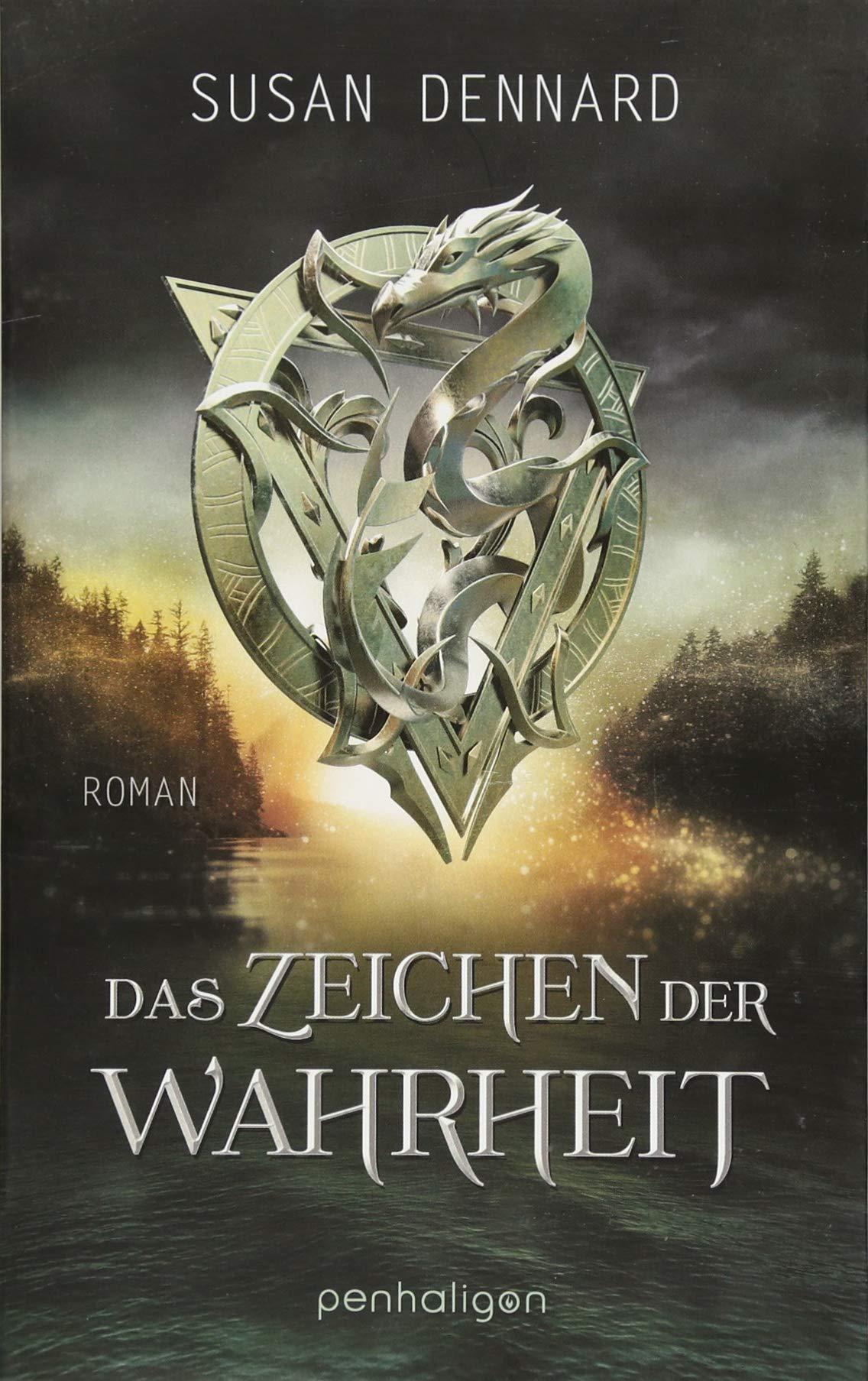 Das Zeichen der Wahrheit: Roman (Magislande, Band 1)