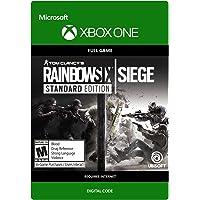 Tom Clancy's Rainbow Six Siege Standard Edition for Xbox One by Ubisoft [Digital Download]