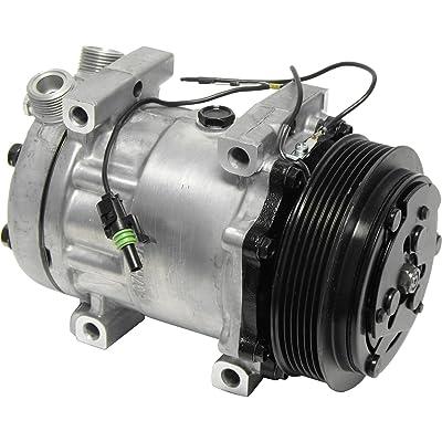 Universal Air Conditioner CO 4687C A/C Compressor: Automotive