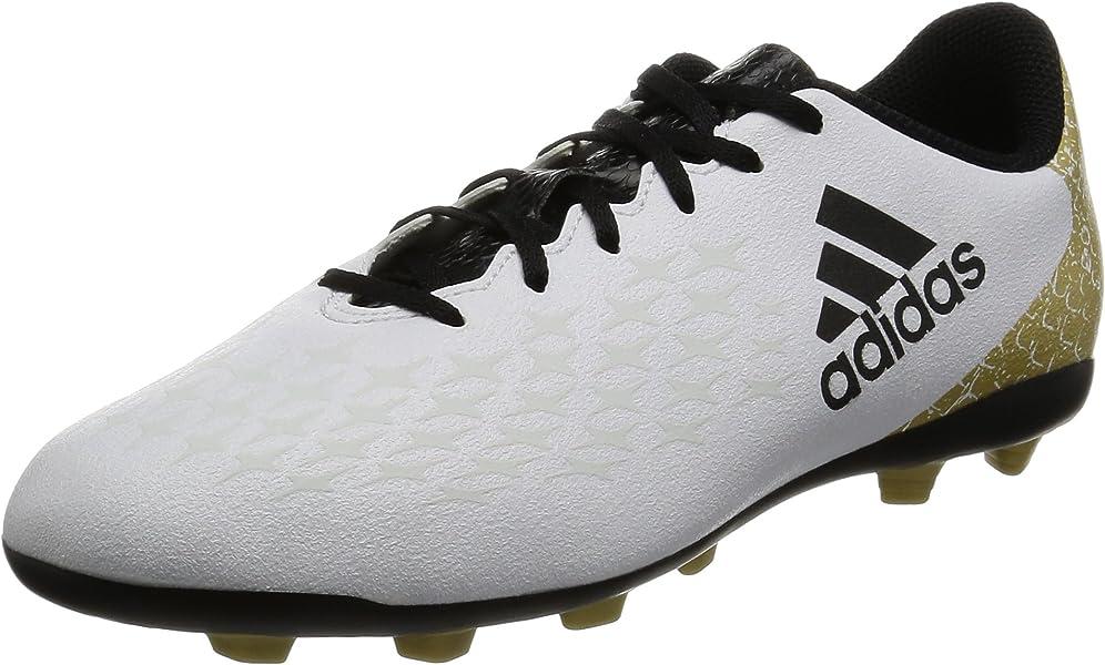 adidas X 16.4 FxG J, Botas de fútbol para Niños