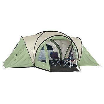 Marechal Menorca Vis-à-Vis 6-Person Family Tent Large  sc 1 st  Amazon UK & Marechal Menorca Vis-à-Vis 6-Person Family Tent Large: Amazon.co ...