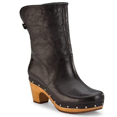 UGG Australia Women s Lynnea 2 Black Sheepskin Boots 9 B(M) US - 7.5 UK   Amazon.co.uk  Shoes   Bags fcc40c41d