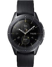 Samsung SM-R810NZKADBT Galaxy Watch 42 mm (Bluetooth), Schwarz