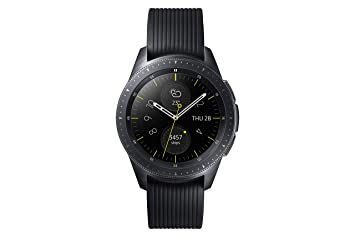 "Samsung Galaxy Watch Reloj Inteligente Negro AMOLED 3,05 cm (1.2"") GPS"