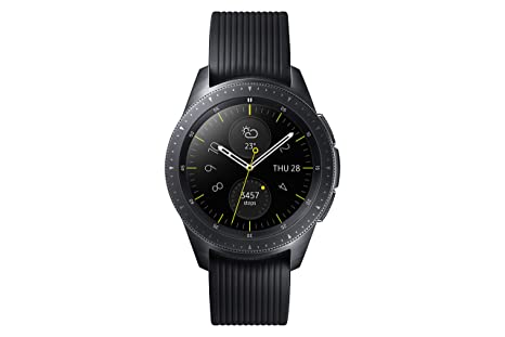 Samsung Galaxy - Reloj inteligente, Bluetooth, Negro, 42 mm
