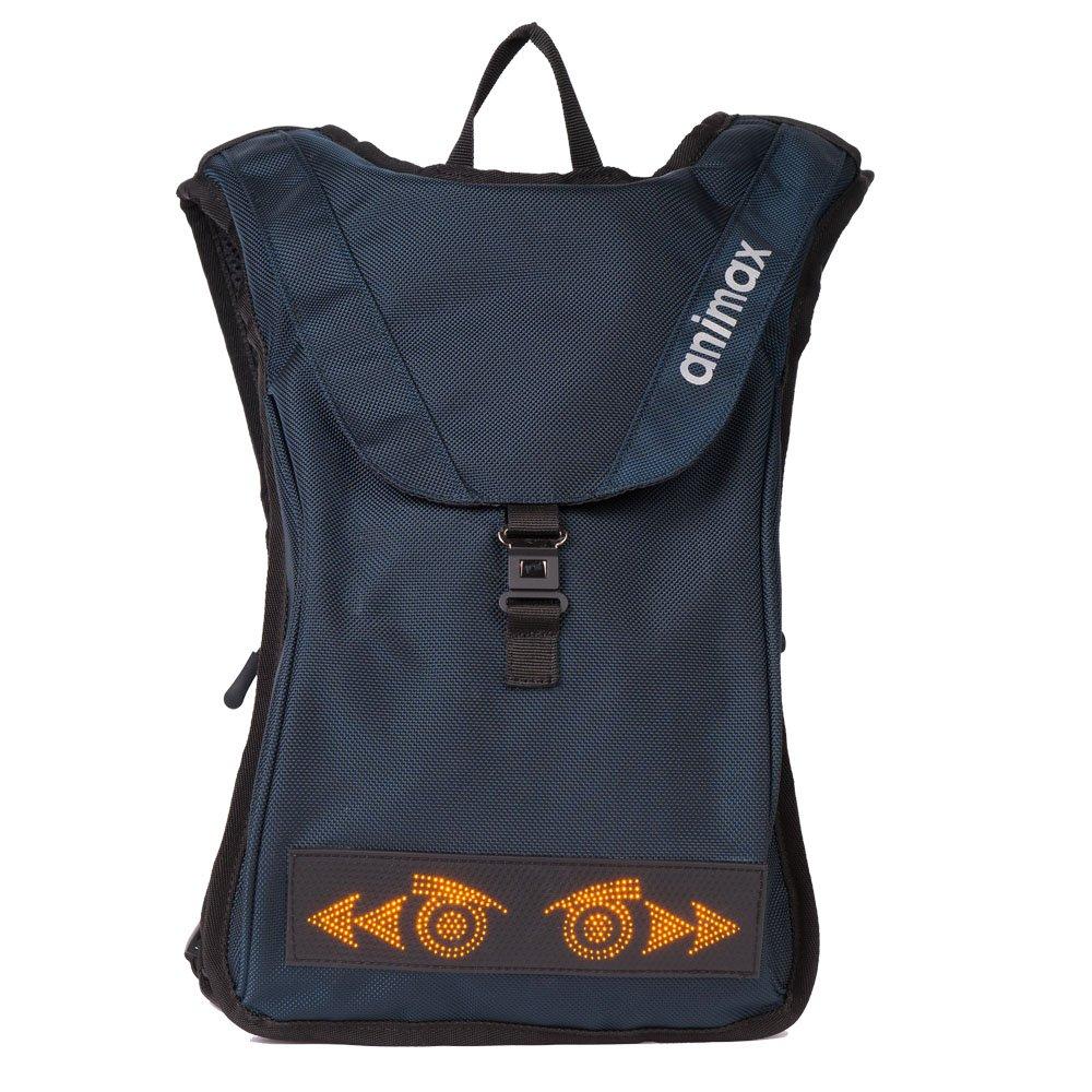 BLUETOOTH SPEAKER FOLED BAG PACK (EYE) Smart FOLED Backpack Yellow by BLUETOOTH SPEAKER FOLED BAG PACK