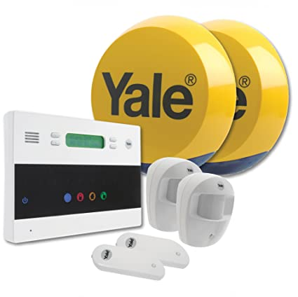 Yale YEFKIT2 - Alarmas Easy Fit Kit De Alarma De ...