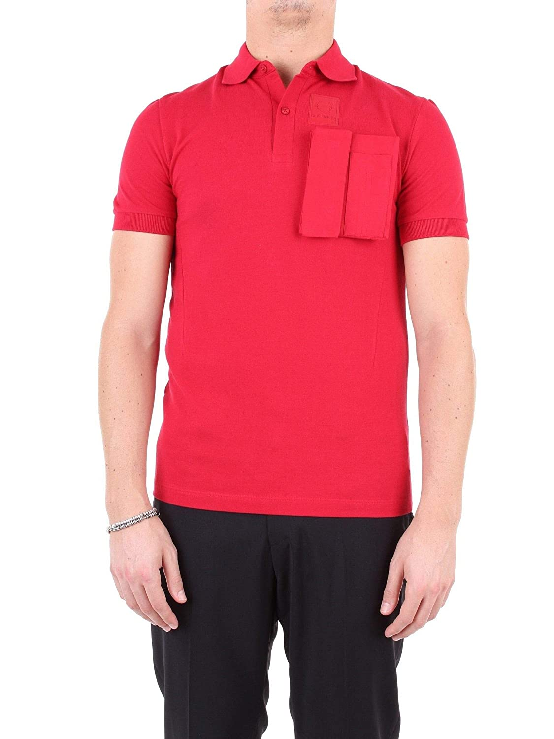 Fred Perry Luxury Fashion Hombre M5131401 Rojo Polo | Temporada ...