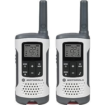 reliable Motorola T260 Talkabout Radio
