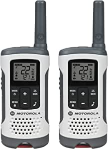 Motorola T260 Talkabout Radio, 2 Pack