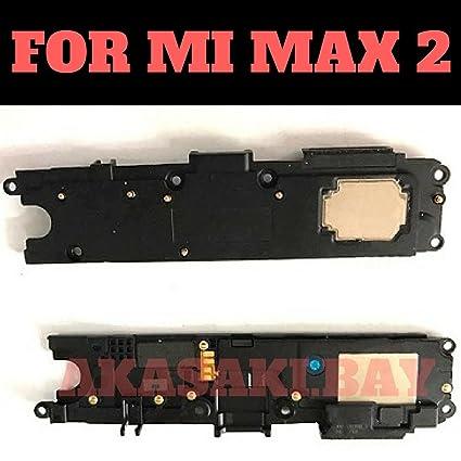 (HUKATO) Buzzer Ringer Loud Speaker Sound Replacement for Xiaomi Mi Max2  Max 2