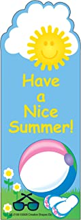 """product image for Nice Summer """"From Your Teacher"""" Bookmarks"""
