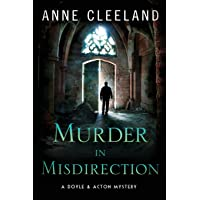 Murder in Misdirection: A Doyle & Acton Mystery (The Doyle and Acton Scotland Yard series) (Volume 7)
