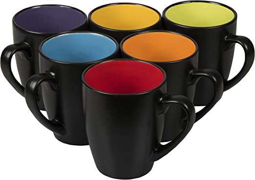 Reusable Plastic Cup Black Great Cup Great Cup Set Of Six