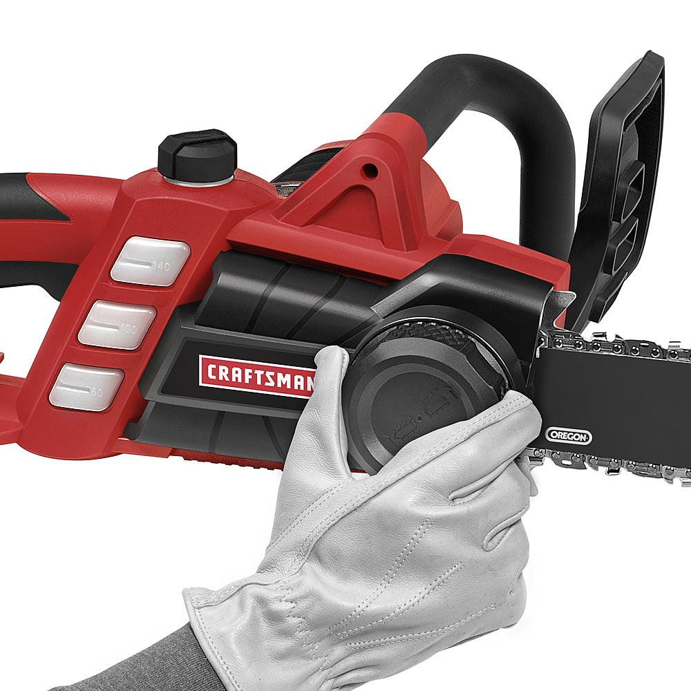 Amazon craftsman 40hp electric chainsaw 18 garden outdoor greentooth Gallery