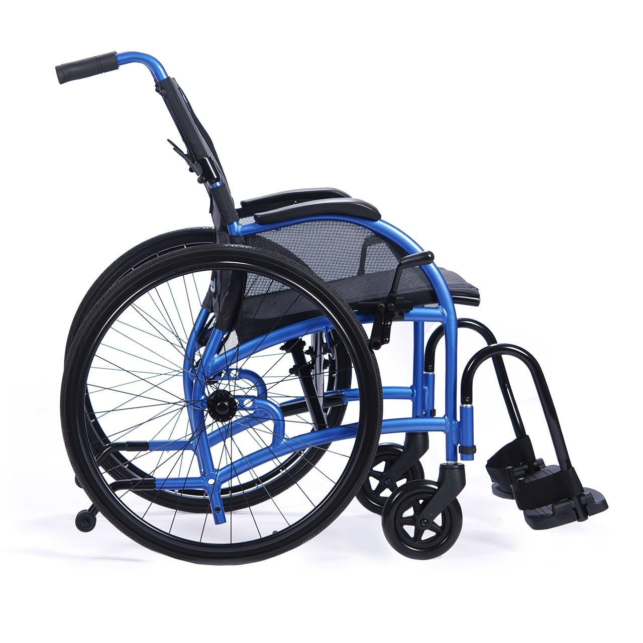 STRONGBACK 24 Wheelchair, Winner in the Medical, Rehabilitation and Health Care category at the 2018 German Design Council Awards, Regular Seat (16 inch)
