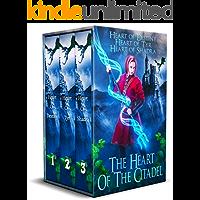 Heart of the Citadel Box Set: A Tale of Dragons, Magic, & Rebellion (Heart of the Citadel Omnibus Book 1)