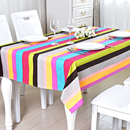 Amazoncom Table Clothtea Table Mats Office Desk Tablecloth - Office desk table cloth