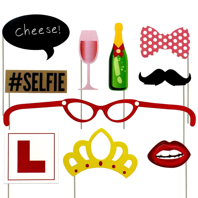 e-muse 10 Autofoto Selfi Noche de Chicas Fiestas de Solteras Prop ...