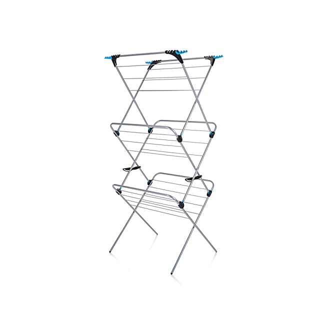 Minky 3 Tier Plus Indoor Airer, 21m drying spa...