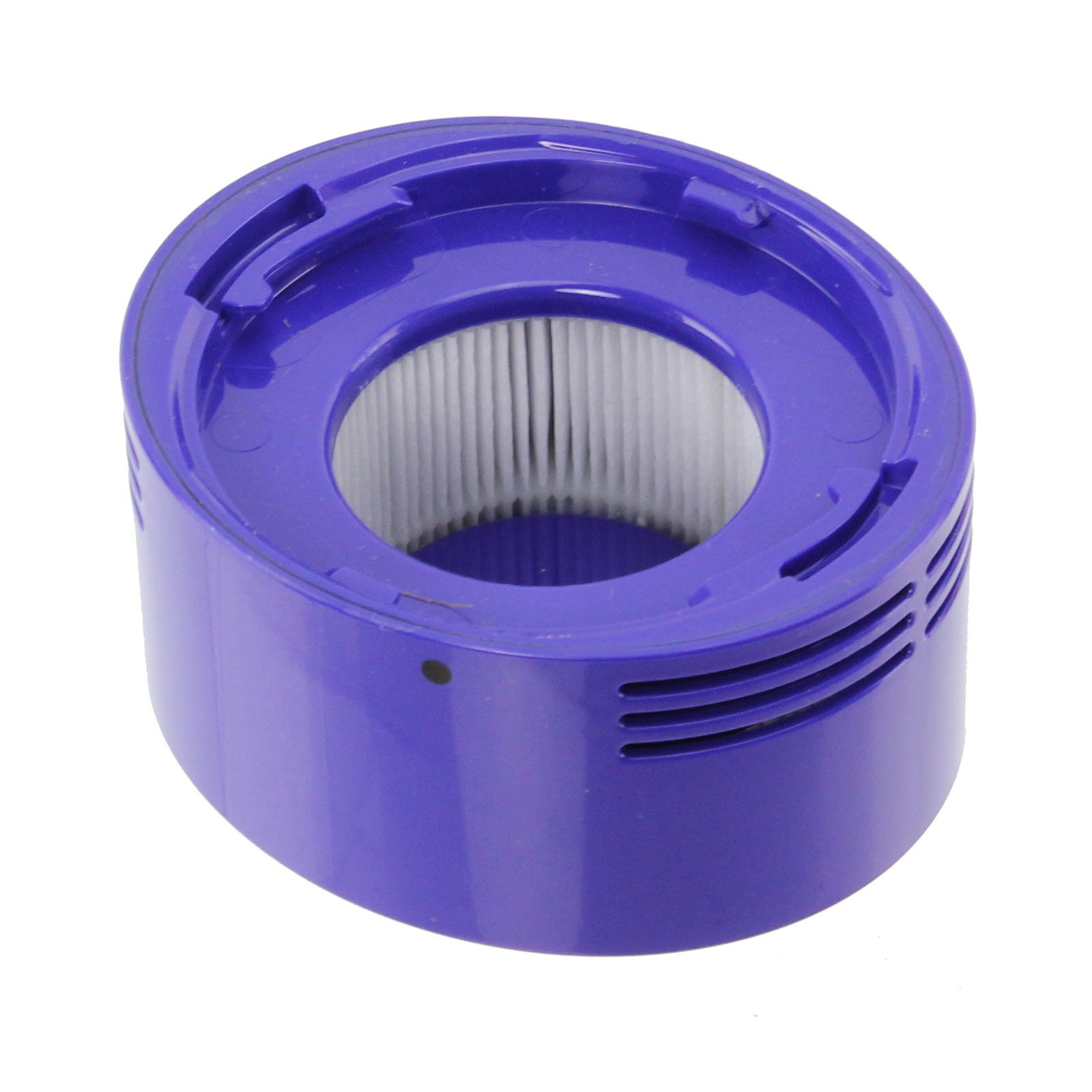 SPARES2GO Post Motor Hepa Filter for Dyson V8 SV10 Animal Absolute Total Clean Cordless Vacuum Cleaner