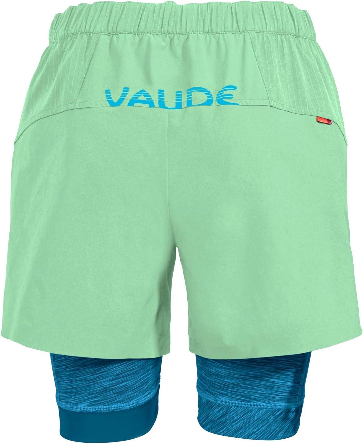 Womens Altissimi Shorts VAUDE Womens Altissimi Shorts Pantalon Femme