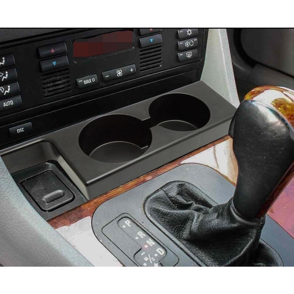 Portavasos delantero de coche de plástico portátil para BMW E39 5 ...