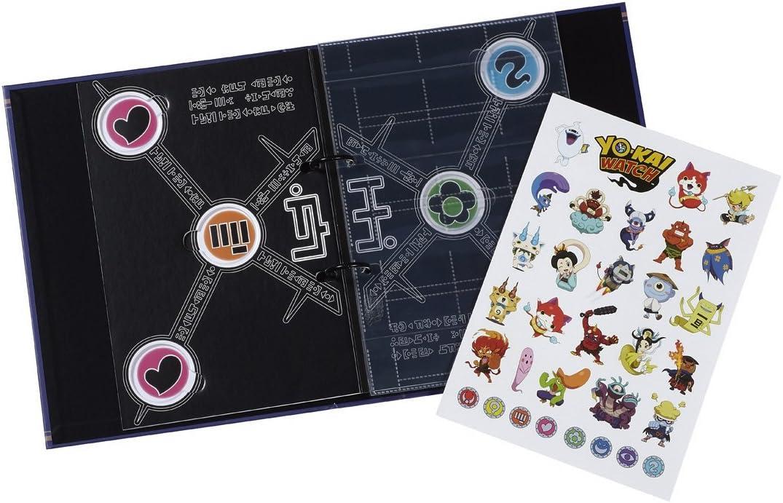 Yo-kai Watch Kai Álbum de colección de medallas, Miscelanea (Hasbro B7498EQ0)