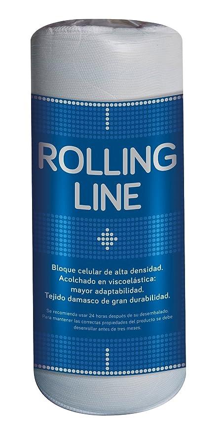 PIKOLIN CONFORDES COLCHÓN Enrollado Rolling Line 135/190 CP21285