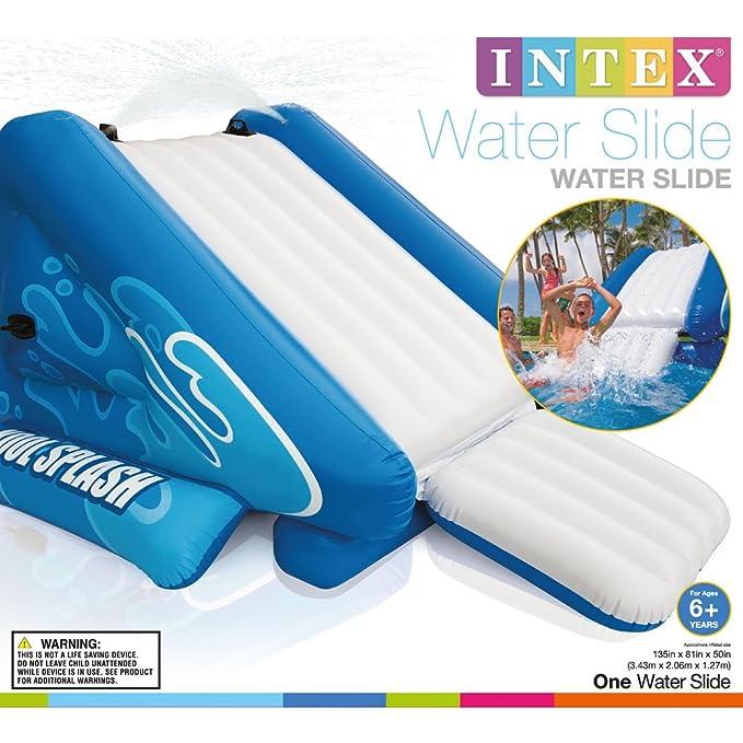Amazon.com: Centro de juegos inflable Intex, diseño ...